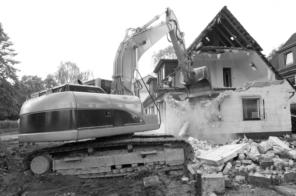 structural demolition